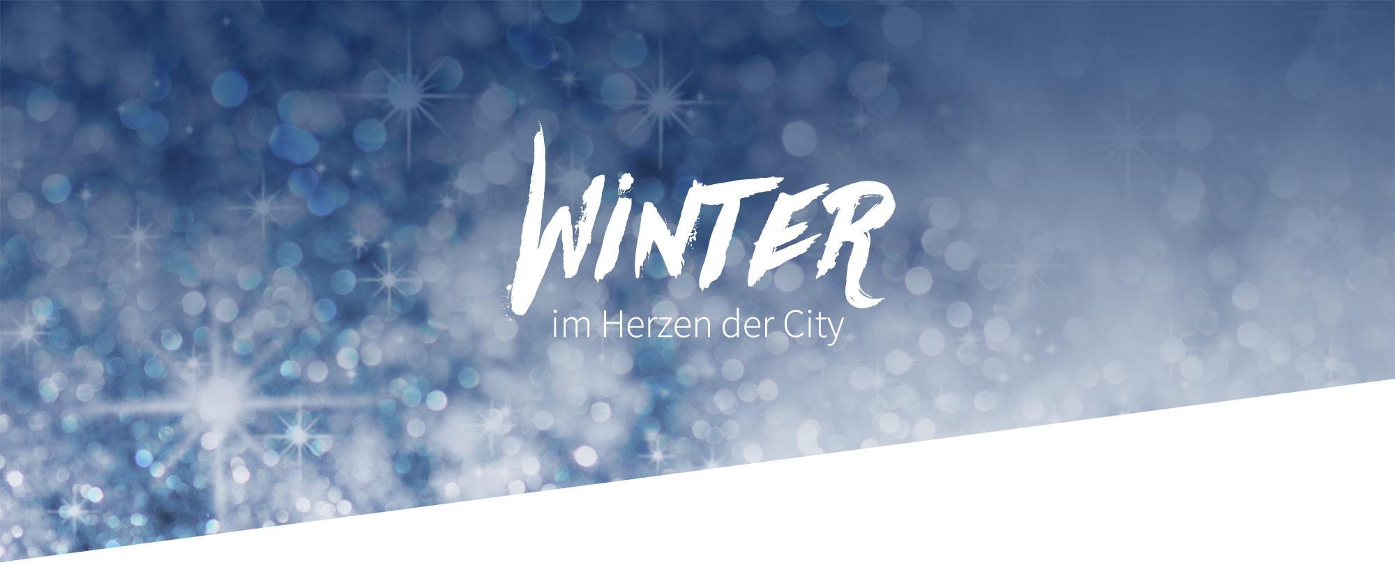 Winter im Stadtmarkt Dornbirn