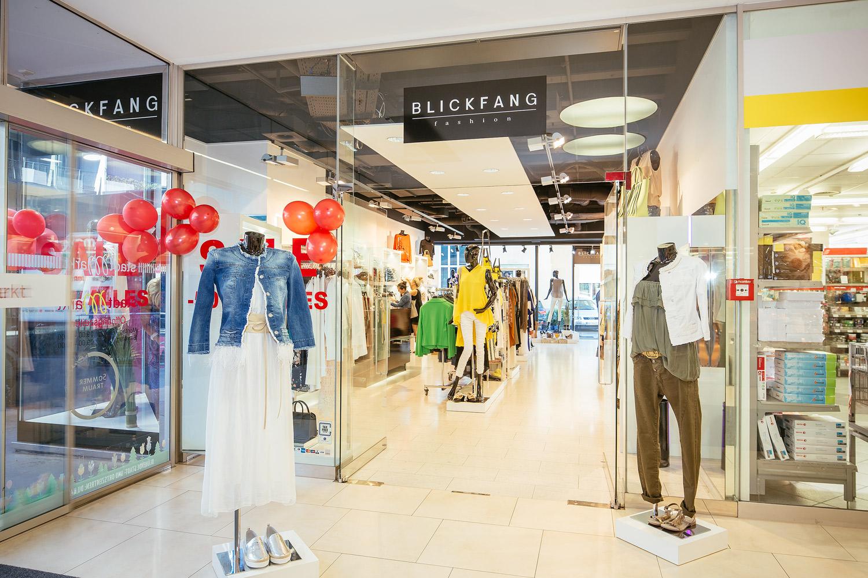 Blickfang Fashion im Stadtmarkt