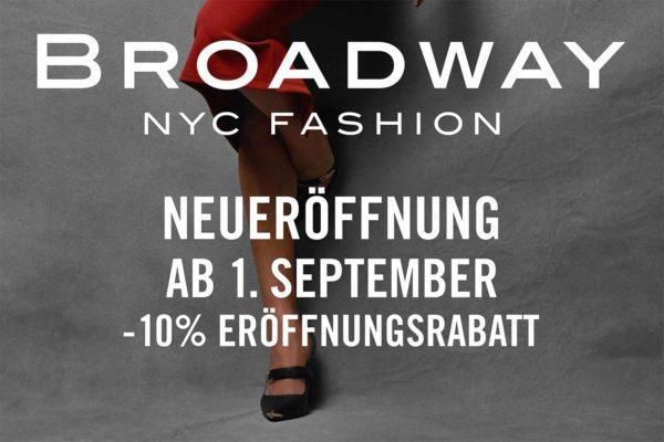 Broadway – NYC Fashion