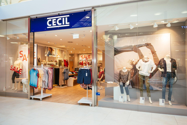 Cecil im Stadtmarkt